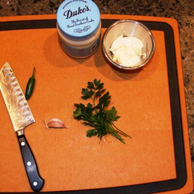 Operation: Winner! & a Healthy Fish Dish