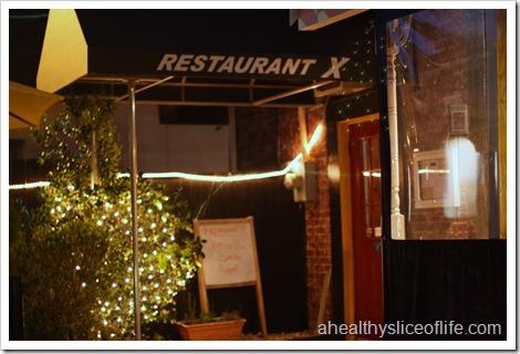 Restaurant X Davidson NC