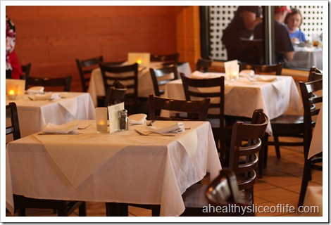 inside Resturant X Davidson