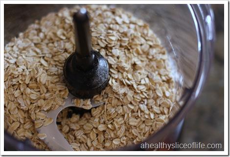 raw oats