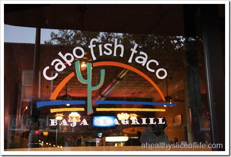 Cabo Fish Taco Noda