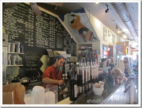 Summit Coffee. Davidson NC