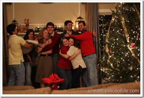 Christmas friends - goofy