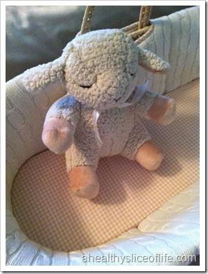 Hailey's sleep sheep