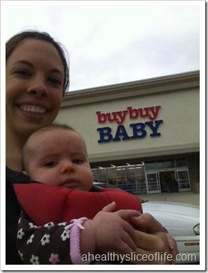 H at buy buy baby