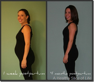 one week to four months postpartum