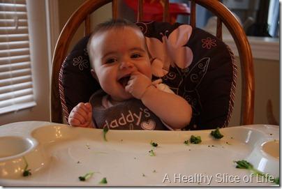 hailey loved broccoli