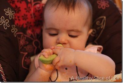 hailey tried avocado