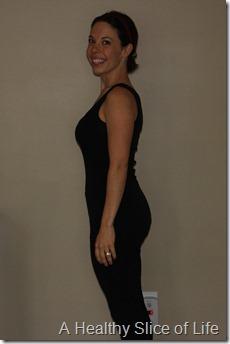 7 months postpartum- side view