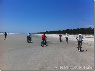 Hilton Head Island 2012- bike gang