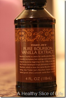 Trader Joe Bourbon Vanilla Extract