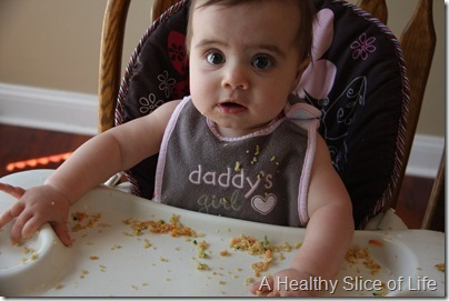 Vegetable Quinoa Biscuits for Baby- the finale