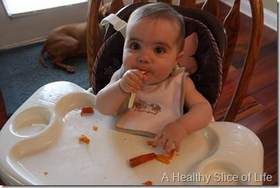 string cheese baby led weaning