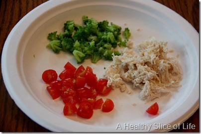 8 month old meals- lunch- baby led weaning