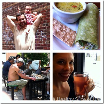 Asheville Road Trip- Green Sage Cafe