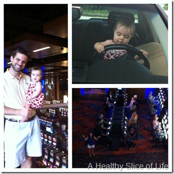 Asheville Road Trip- Harrah's casino