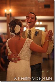 Mills Farm Wedding- first dance