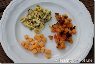 munchkin meals 1- breakfast