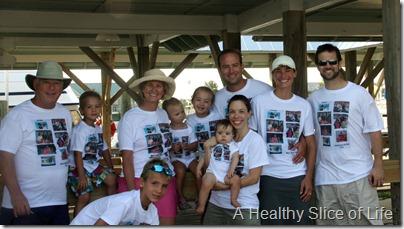 Bald Head Island- Dixon family
