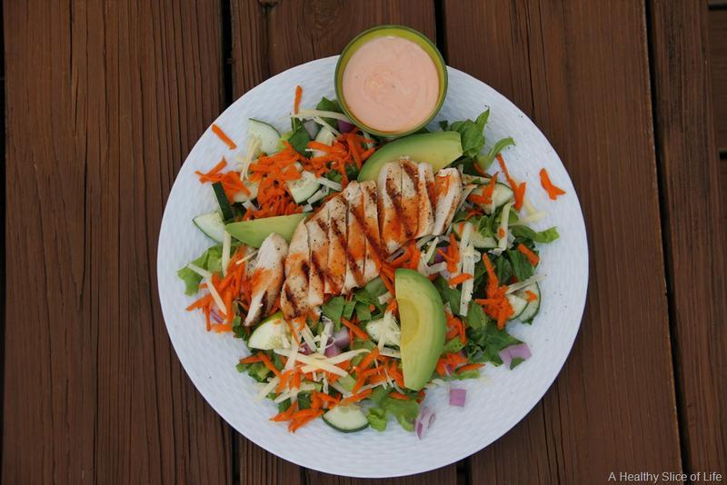 5 Simple Salads