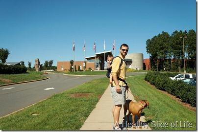 Charlotte- US National White Water Center- entrance