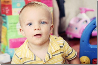 Magen Marie Photography- Hailey's 1st birthday- Garrett
