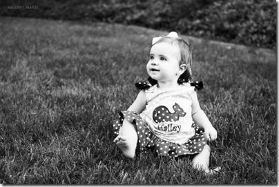 Magen Marie Photography- Hailey's 1st birthday- Hailey