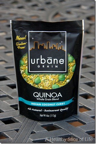 Urbane Grain Giveaway- Indian COconut curry