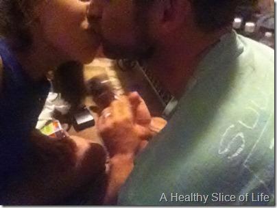 my 29th birthday- kisses