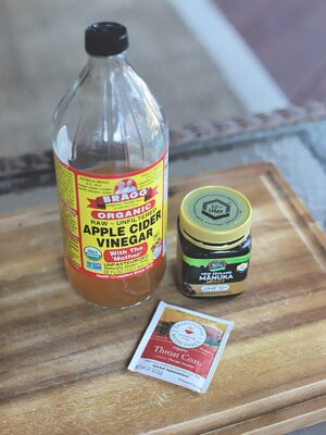 acv and manuka honey
