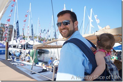 Annapolis Boat Show 2013- ready