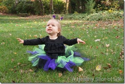 Halloween- baby alien- fly