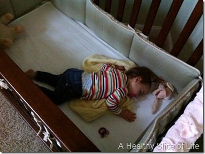 14 months old- sleeping