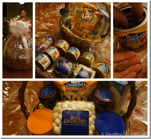 excited to try in 2013- blue diamond almond products