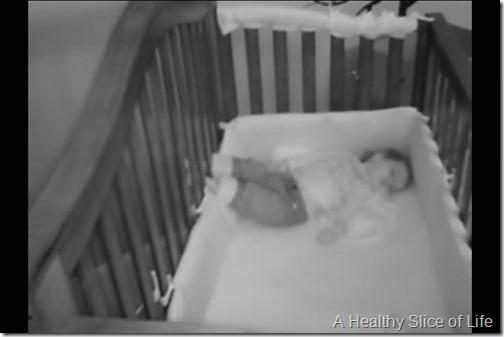 16 months old- sleep hard