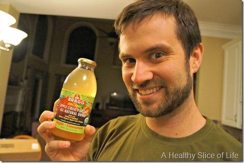 Healthy Home Market- Bragg Apple Cider Vinegar drink