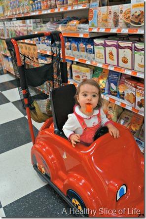 Healthy Home Market- kids carts