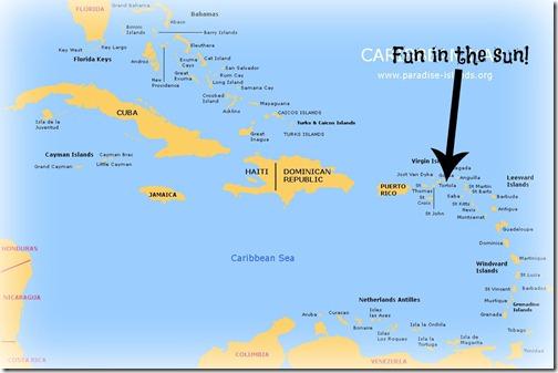 CaribbeanMap