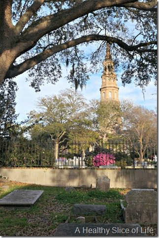 Charleston- old graveyards