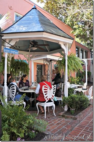 Charleston- outside