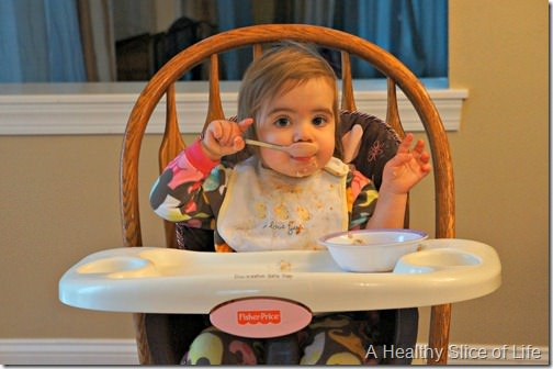 munchkin meals- finicky toddler- spoon