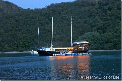 BVI sailing- Willy T's