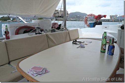 Festiva- BVI Sailing- outside