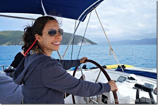 Festiva- BVI Sailing- sailing