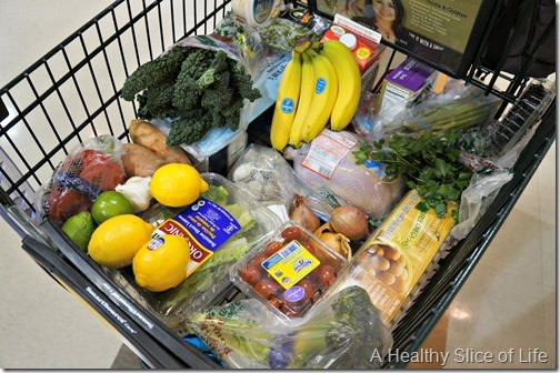 food rut redemption- grocery cart