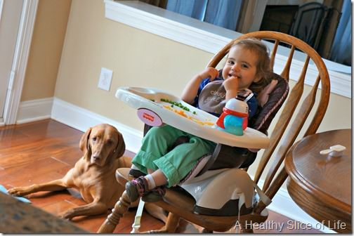 food rut redemption- with a toddler