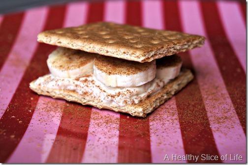 toddler dips-peanut butter chobani dip- sandwich