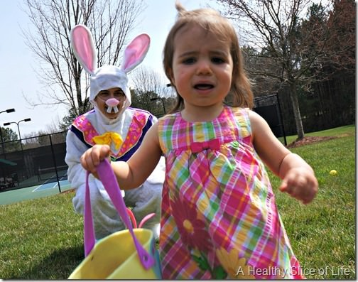 easter- creepy bunny