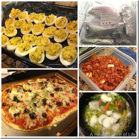 celebrating moms- new parent foods