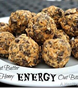 energy oat bites
